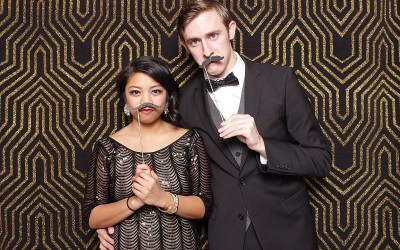 Why you NEED a Christmas party photo booth