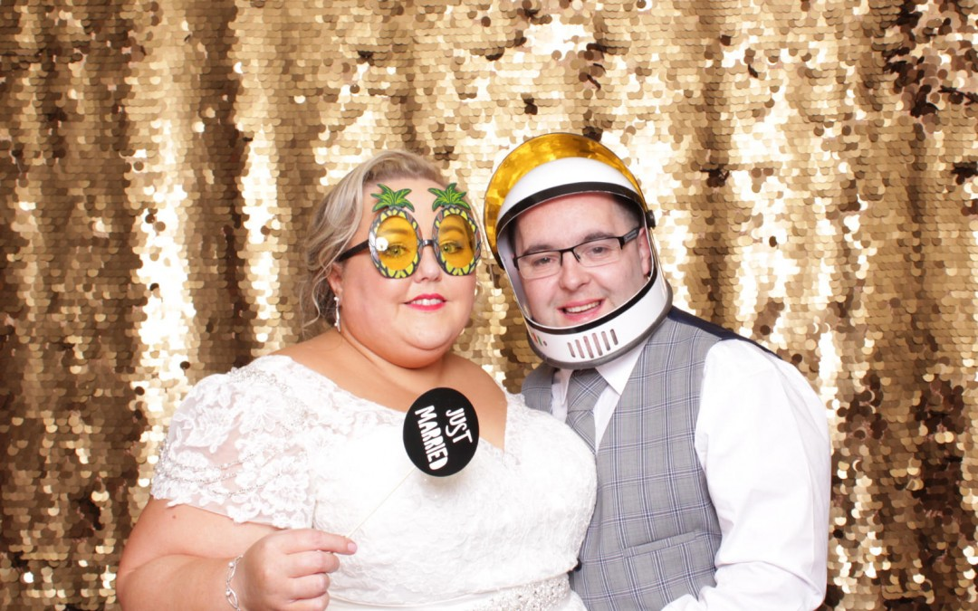 """Why we loved our wedding photo booth!"""